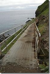 神威岬への道のり